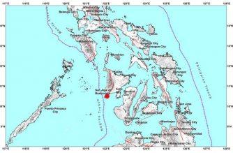 4.5-magnitude quake hits Iloilo