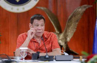 President Duterte defends DPWH chief Villar