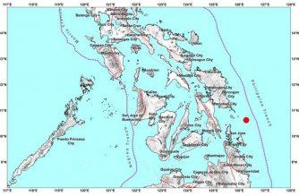 4.4-magnitude quake hits Eastern Samar