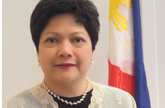 Philippine Ambassador to Brazil Marichu Mauro who was ordered recalled by the Department of Foreign Affairs due to reports that she had been maltreating a member of her household staff.  (Photo from http://philembassybrasilia.org/)