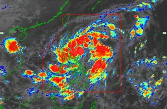 "La Union, Pangasinan, other areas still under Signal No. 2 as TS ""Pepito"" maintains strength, moves closer to Isabela, Aurora"