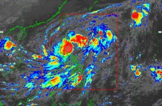 "Rainfall advisory raised over parts of Mindanao due to southwest monsoon, trough of TS ""Pepito"""