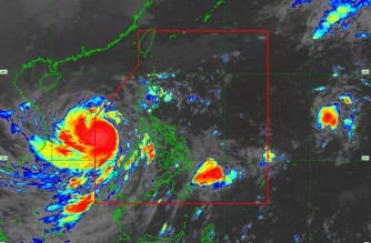 PAGASA: LPA east of S. Luzon may enter PAR this week