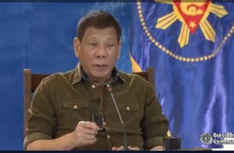President Duterte orders DOJ-led task force to probe corruption in gov't