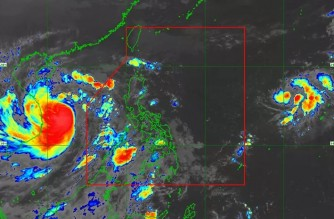 PAGASA: Tropical depression east of Central Luzon may enter PAR tonight or on Thursday morning