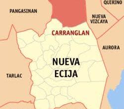Carranglan, Nueva Ecija MTC physically closed until Oct. 6