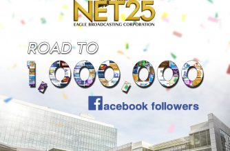 NET25, Philippine's first digital TV soars with new shows, unveils new logo during the pandemic