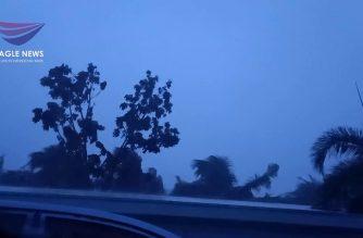 Watch: Fury of typhoon Quinta as it hit Sorsogon