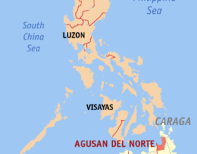 2nd Municipal Circuit Trial Court in Tubay-Santiago, Agusan del Norte physically closed until December 1