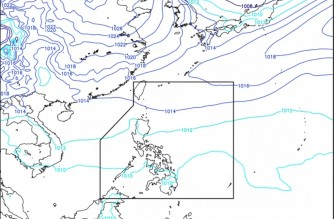 Northeast monsoon affects Northern, Central Luzon