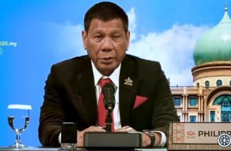 President Duterte to APEC: Ensure unimpeded flow of COVID-19 vaccines, technologies