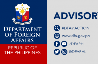 Operations in DFA consular office in SM Manila suspended after seven employees test positive for COVID-19