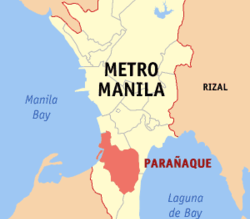 Abducted Taiwanese national rescued in Parañaque City