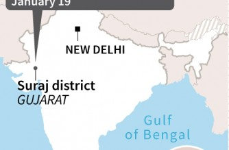Out-of-control truck kills 15 on Indian roadside