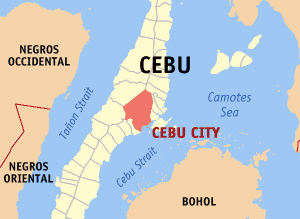 Barangay Guadalupe in Cebu City on lockdown on Sundays