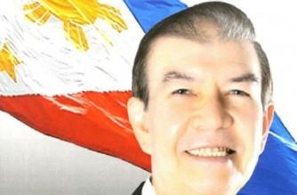 Former Olongapo Mayor Bong Gordon passes away