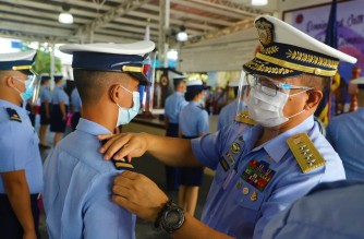 The Philippine Coast Guard has recently welcomed 108 newly-commissioned officers into the service./PCG/