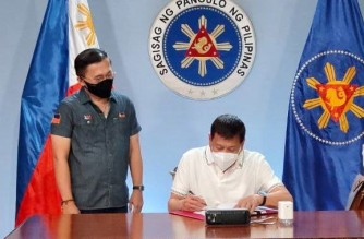 President Duterte signs COVID-19 Vaccination Program Act of 2021