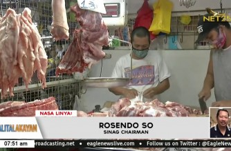 Agri sector group presses probe of DA due to alleged anomalies in pork importation