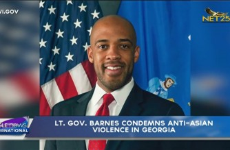 Wisconsin Lt. Gov. Barnes condemns anti-Asian violence in Georgia