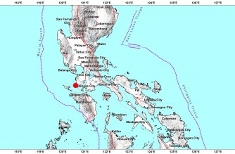 4.5-magnitude earthquake hits Batangas early Wednesday