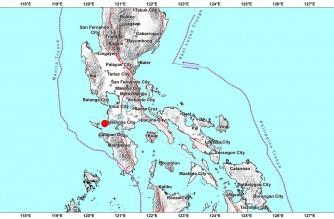 4.5-magnitude quake hits Batangas