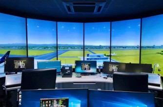 DOTr unveils PHL's first-ever state-of-the-art aerodrome 3D tower simulator