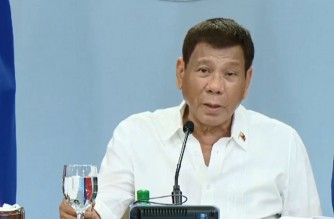 Screenshot of President Duterte's Talk to the People on May 31, 2021 (Courtesy PCOO/RTVM)