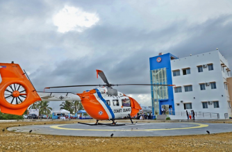 PCG inaugurates first-ever search and rescue base in Siargao