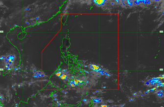 "All tropical cyclone wind signals lifted as ""Crising"" weakens into LPA"