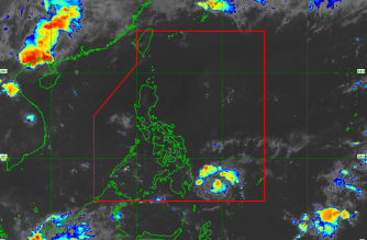 "More areas under storm signals as TS ""Crising"" accelerates, heads towards Davao Oriental-Surigao del Sur area"