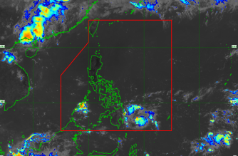 """Crising"" intensifies into tropical storm; Signal No. 2 hoisted over parts of Mindanao"