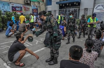 Manila police ordered to mull charges vs more people over Tondo street boxing match