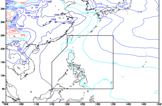 Thunderstorm advisory raised over parts of Northern Luzon