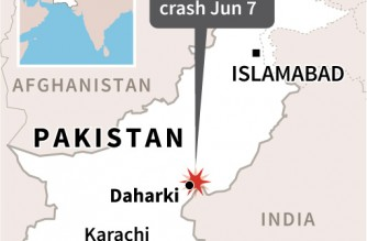 UPDATED: At least 30 killed in Pakistan train crash: police