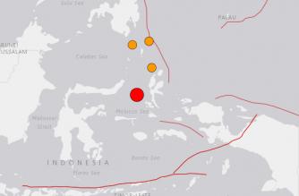 6.1 magnitude earthquake strikes eastern Indonesia: USGS