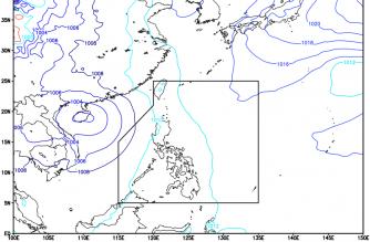 PAGASA: Southwest monsoon affecting Luzon
