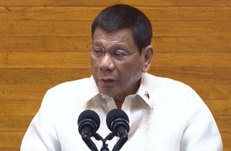President Duterte asks Congress to pass law creating CDC, Virology and Vaccine Institute in PHL