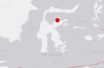 6.2-magnitude quake strikes off Indonesia's Sulawesi: USGS