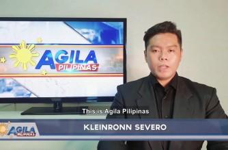 ICYMI:  Agila Pilipinas Online (Kapampangan edition)