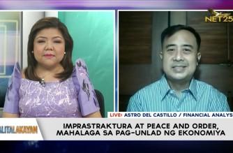 WATCH: Interview with Astro del Castillo: assessment on Dutertenomics