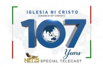 WATCH: NET25's Special Telecast of the 107th anniversary of the Iglesia Ni Cristo