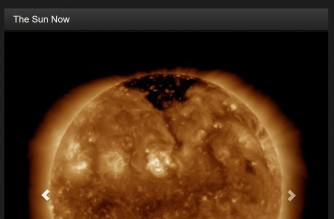 A photo of the sun's activity on Aug. 27, 2021 as shown by NASA's Solar Dynamics Observatory. (https://sdo.gsfc.nasa.gov/ courtesy NASA Solar Dynamics Observatory website)