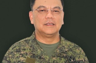 AFP chief Faustino tested positive for COVID-19 in antigen test: AFP spokesperson
