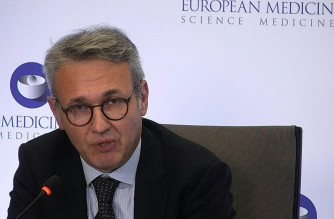 """The European Medicines Agency's head of vaccine strategy says at a press conference that a coronavirus variant known as """"Mu"""" could be cause for concern, although there is no data yet to show it will overtake the dominant Delta strain. Mu, which was first identified in Colombia in January and is known scientifically as B.1.621, was classified earlier this month as a """"variant of interest"""" by the World Health Organization"""