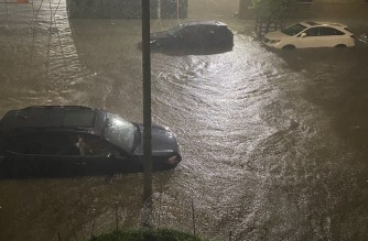 Flooding in New York City have wreaked havoc to lives of city residents.  At least 13 died in the city due to the floods.  (Photo contributed by Lani Blanco from New York, Eagle News Service)