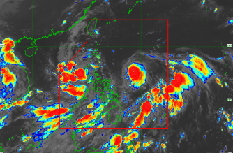 "Parts of Luzon still under Signal No. 1 as TS ""Jolina"" maintains its strength"