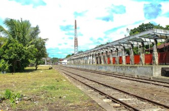 DOTr: Partial operations of PNR-Bicol segment expected in 2022