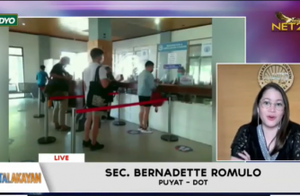 Interview: DOT Sec. Puyat on increased tourism, business opportunities as Covid restrictions ease