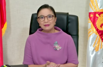 """Robredo to decide by Oct 8 on presidential bid as Pres. Duterte hints at """"Sara-Go"""" tandem"""